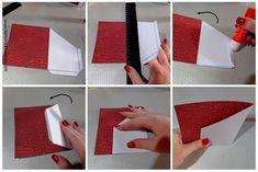 DIY: Cartão / Mini caixinha de bombons | Namorada Criativa - Por Chaiene Morais Playing Cards, Diy, Valentine Box, Candy Boxes, Creative Gifts For Boyfriend, Bonbon, Made By Hands, Creativity, Paper Envelopes