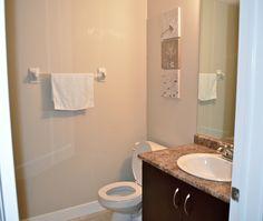 Main Bath One Bedroom, Toilet Paper, Den, Bathroom, Washroom, Bathrooms, Bath
