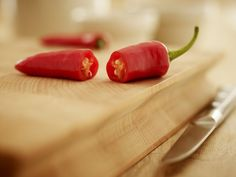 How Hot Is Hot? Chile Peppers and the Scoville Scale