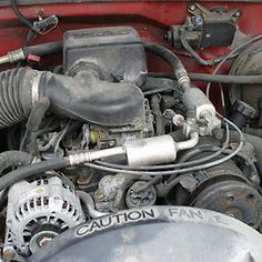 Engine Cleaning DIY Tips – How to Clean an Engine Pictures - Popular Mechanics