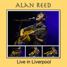 Cover of 'Live in Liverpool' - Live EP recorded on tour with Steve Hackett