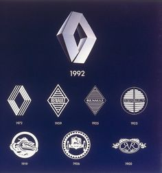 The form which is known to all Renault fans was firstly introduced in Later logo was updated and several changes have been made in 2004 and Car Badges, Car Logos, Volvo, Hp Logo, Nissan, Car Symbols, Geometric Logo, Hood Ornaments, Sport Cars