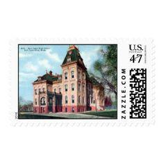 US Postage Stamp - Salt Lake City, Utah
