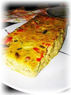 Pastel de verduras - foroVEGETARIANO: Foro y Recetas para vegetarianos y veganos. Foro oficial de la UVE (Union Vegetariana Español)