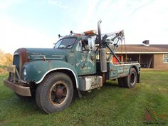 Mack B61 Truck - Google Search