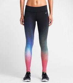 Nike Forevlergradient Running Tights  runningclothes Nike Gratis Sko 244545ffd2260