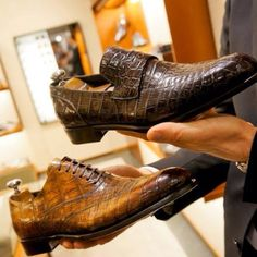 Love these Zegna shoes.