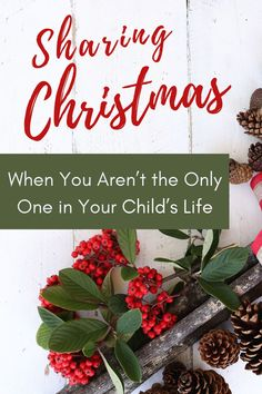 """When your adult child has another """"family"""" navigating Christmas can be a challenge. Christmas Planning, Christmas Games, Family Christmas, All Things Christmas, Christmas Ideas, Step Parenting, Gentle Parenting, Newly Married, Boxing Day"""