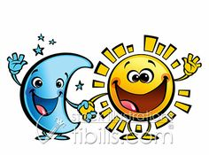 Shining yellow smiling sun and blue moon cartoon characters a happy day night concept image Illustration , Good Morning Friends Images, Good Morning Beautiful Images, Good Morning Funny, Good Morning Good Night, Sun And Moon Drawings, Baby Cartoon Characters, Moon Cartoon, Wallpaper Free Download, Blue Moon