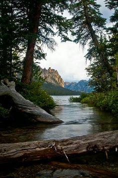 Frank Church Wilderness,  Idaho ♡