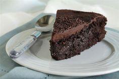 Το υπέρτατο σοκολατένιο νηστίσιμο κέικ!