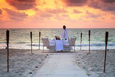 Special Dinners - Maroma Resort and Spa.