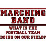 Marching Band proud-band-nerd