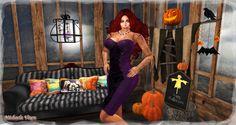 Halloween 2016 - Scene 2 Location: Vixen's Creative Studios Photographer & Model: Michaela Vixen Set Design & Creation: Michaela Vixen Vixen's Log - More Info & Credits Here