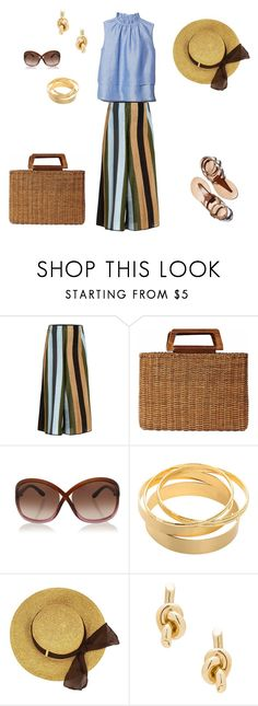 """""""Holiday outfit"""" by georgi-medrea on Polyvore featuring Circus Hotel, Salvatore Ferragamo, Tom Ford and Balenciaga"""