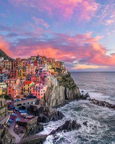 Manarola. Liguria