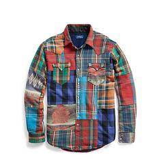 The Iconic Western Overshirt