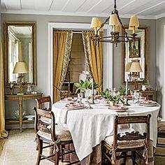 Norman Askins Cottage Dining Room