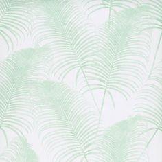 "Vit botten med mintgröna palmliknande blad ""Paloma Mint"""