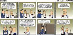 Dilbert Cartoon for Jul/27/2014