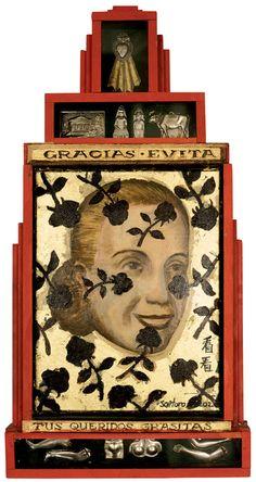 Daniel Santoro Frame, Decor, Eva Peron, Visual Arts, Sculpture, Life, Decorating, Decoration, Inredning