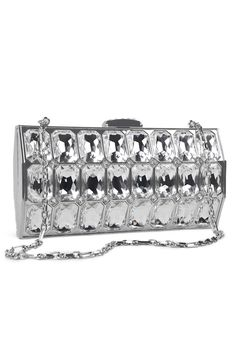 Royal Reflections Clutch - Judith Leiber