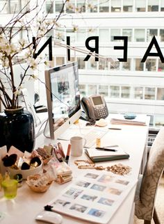 409 Best Decor Office And Studio Glam Images On Pinterest In 2018 Desk Home