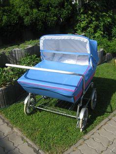 kočárek retro Liberta pro dvojčata (twin pram)  I really like some thing just like this http://www.geojono.com/