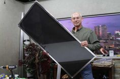 Picture of Foil Solar Panels for Windows (VERY Easy) Build one an hour!