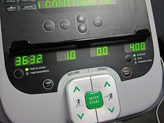 Multiple workouts - Treadmill, elliptical and strength - to shake up your routine