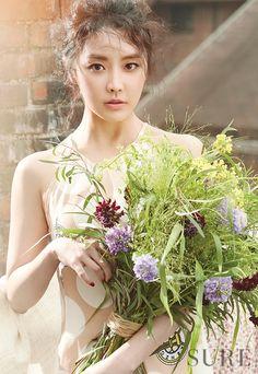 Jung Yu-mi // Sure Korea