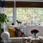 Fall Home Tour + Lofty Ambitions