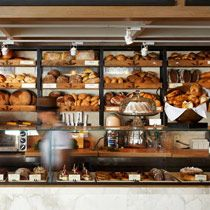 Landbrot - West Village & East Village; German baked goods like cheese pretzels and jelly-filled Berliners.