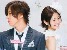 プロポーズ大作戦 -  Proposal Daisakusen - 2007 JDRAMA - 11 episodes - Yamapi & Nagasawa Masami