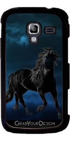 Coque Pour Samsung Galaxy Ace 2 (GT-I8160) - Cheval 481 - WonderfulDreamPicture