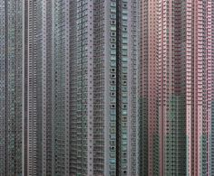 With seven million people, Hong Kong is the 4th most densely populated places in the world. However, plain numbers never tell the full story. In his 'Architecture of Density' photo series, German photographer Michael Wolf explores the jaw-dropping urban landscapes of Hong Kong. He rids his photographs of any context, removing any sky or horizon line from the frame and flattening the space until it becomes a relentless abstraction of urban expansion, with no escape for the viewer's eye…