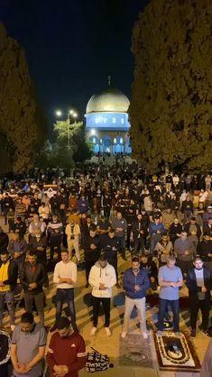 Dome Of The Rock, Quran Recitation, Ramadan, Dolores Park, Prayers, Beautiful, Beauty, Prayer, Beans