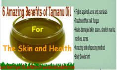 Tamanu oil Uses: Learn about the Uses of Tamanu oil - All About the best Natural Oils and Butters Natural Healing, Natural Oils, Tamanu Oil, Healthy Oils, Nail Fungus, Oil Benefits, Oil Uses, Massage Oil, Deodorant