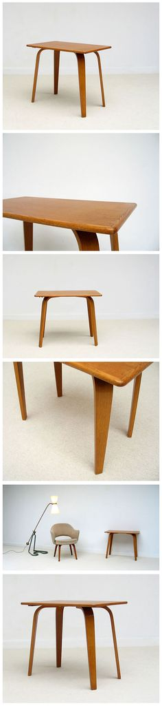 Combex high-legged coffee table by Cees Braakman for UMS-Pastoe, 1952
