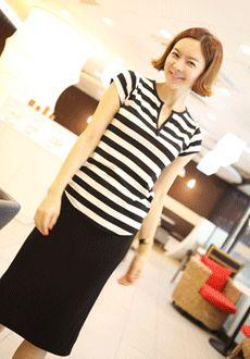 Plain and Simple Long Skirt  SFSELFAA0014018