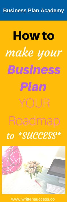 Business Plan Academy - The Business Plan Course That Teaches How to Write a Business Plan Step by Step. Comes with guided tutorials, templates, funding sup Writing A Business Plan, Business Planning, Business Tips, Online Business, Make More Money, Make Money Blogging, Online Entrepreneur, Entrepreneur Ideas, Business Plan Template