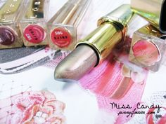 L'Oreal color Riche : L'or Electric by http://www.pinnyforever.com