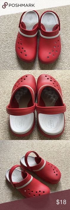 bafb43f439b9 Croc clogs NWOT These Crocs were never worn outside of the house. They are a