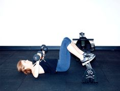 Target those glutes, that core and the pecks. http://www.thecoveteur.com/rowing-workout-cityrow/