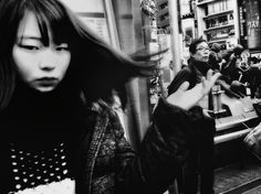 Daily Life in Tokyo by Photographer Tatsuo Suzuki. (Photo by Tatsuo Suzuki)