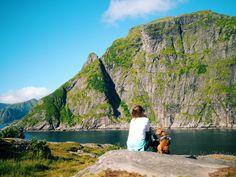 Å, Lofoten - Norway The Golden Compass, Lofoten, Norway, Tv Series, Colorado, Water, Travel, Blogging, Gripe Water