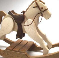 Buy Rocking Pony - Downloadable Plan at Woodcraft.com