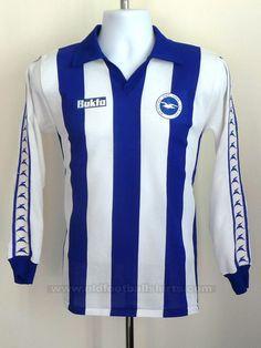 a3b458bb346 Brighton   Hove Albion football shirt 1978 - 1980 sponsored by no sponsor