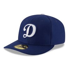 various colors 53a10 5234f Los Angeles Dodgers New Era Royal Home Diamond Era Low Profile 59FIFTY  Fitted Hat
