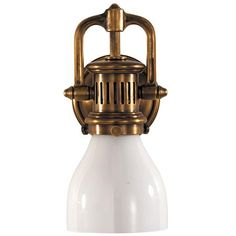 Classic Nautical Wall Sconce